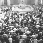 Mass at Cathedral of the Blessed Sacrament, 1998