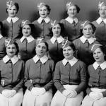 Drill Team, San Jose, 1938