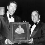 Pope John XXIII Award Recipient Joseph Campanella, 1979